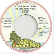 """Come Together In The Morning"""