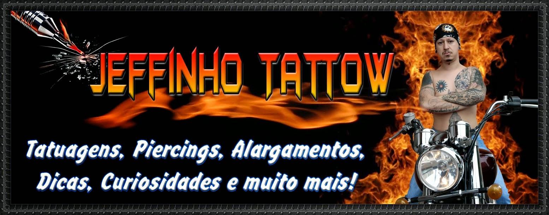 Jeffinho Tattow - Tatuador - Campo Mourão - Paraná - Brasil