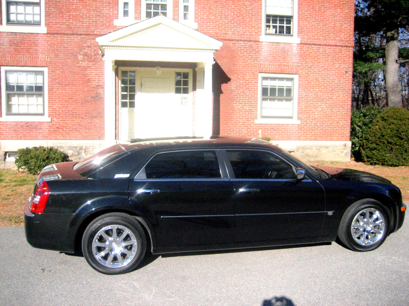 Car Service To Logan Airport From Andover Ma