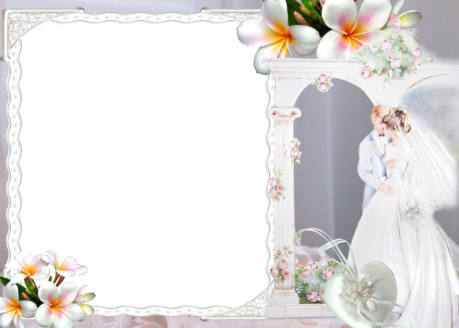48 Super Molduras Para Fotos De Casamento