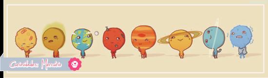 Curiosidades sobre o planeta Mercúrio