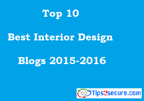 best interior design blogs