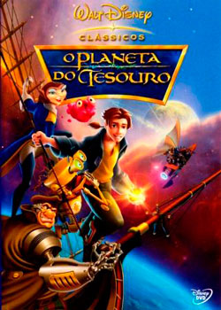 Filme Planeta do Tesouro Online