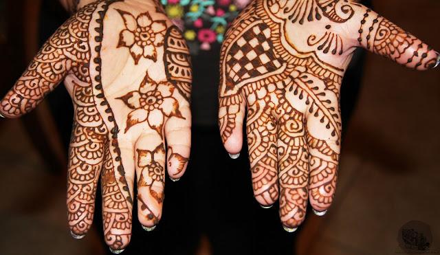 henna-art-floral