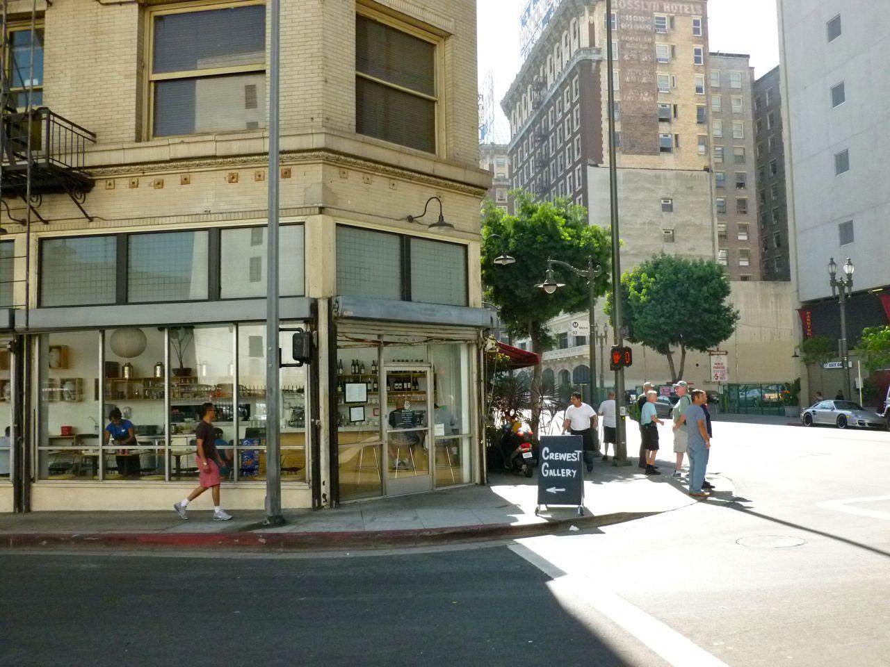 Blossom Cafe Downtown La