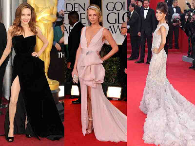 The 10 Best Celebrity Dress in 2012