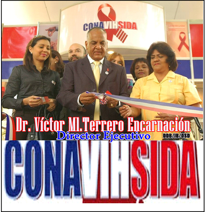 VICTOR ML. TERRERO ENCARNACIÓN, DIRECTOR EJECUTIVO DE CONAVIHSIDA, GERENCIA DE ALTO NIVEL