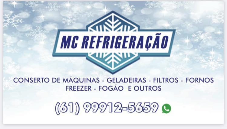 MC REFRIGEERAÇÃO