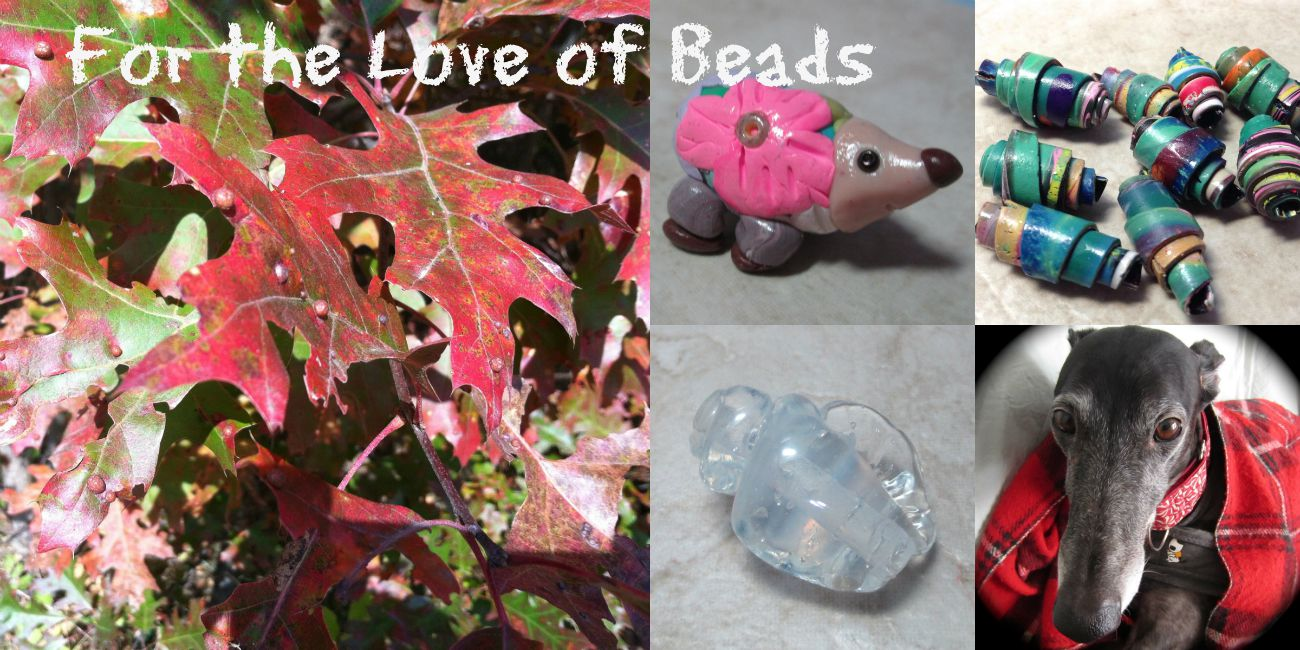 For the love of beads