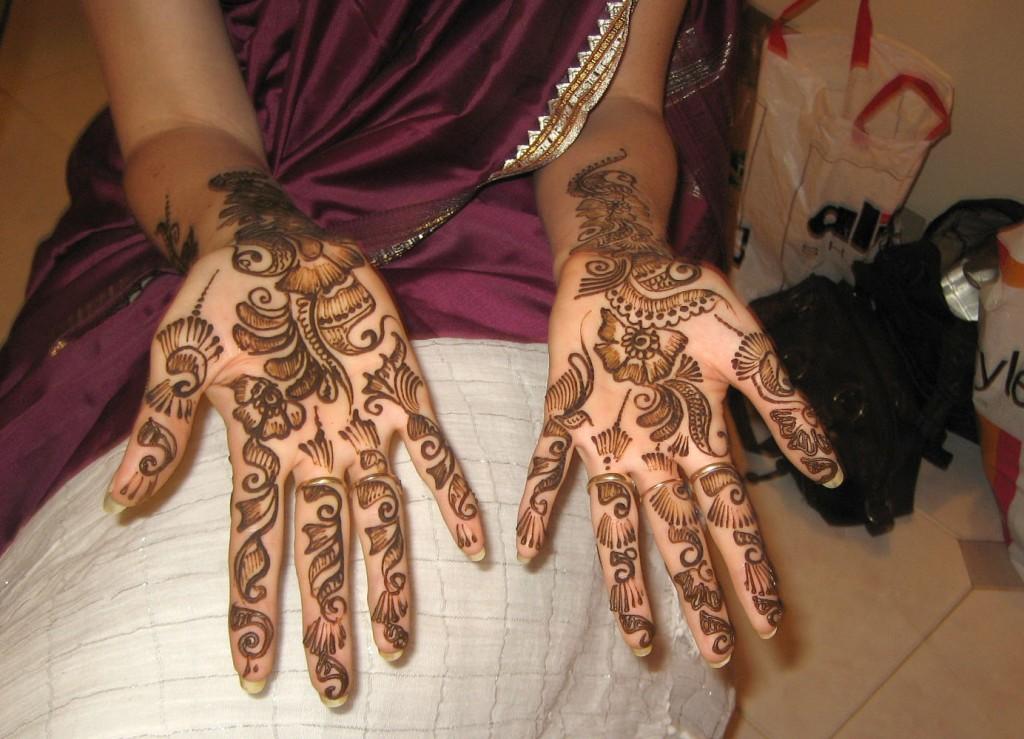 Mehndi Designs Hands Arabic S : Best lower back tattoos arabic henna designs for hands