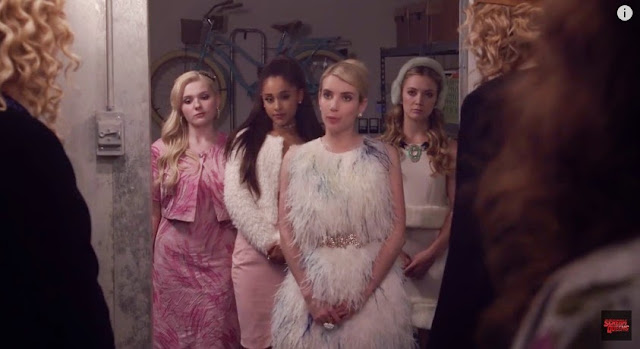 The Comedy-Horror 'Scream Queens' Full Trailer is Here