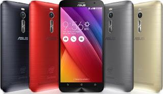 Harga Asus Zenfone 2 Laser ZE600KL, Smartphone Canggih Berbalut 4G LTE