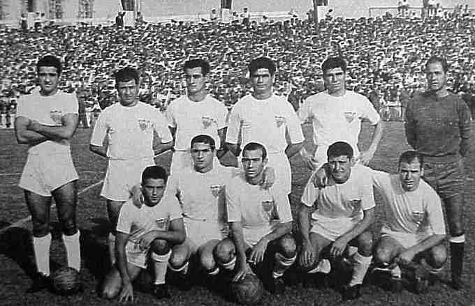 Sevilla 1957