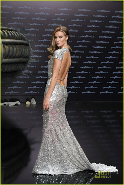 Actress Rosie Huntington-Whiteley