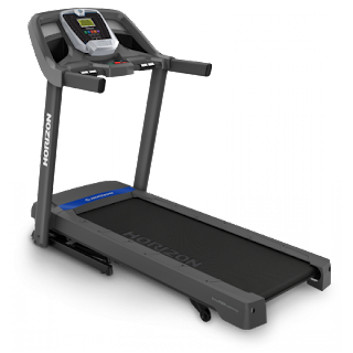 Horizon Fitness T101-04 Treadmill Latest