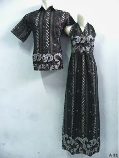 baju batik couple 3
