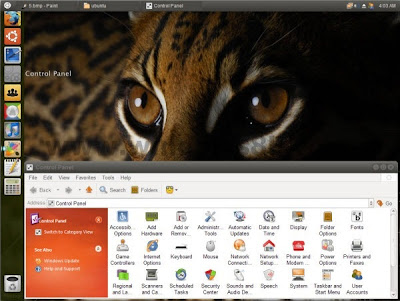 Ubuntu Skin Teması