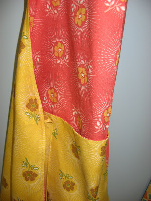 Fun Fabric Aprons ~ Reversible too!