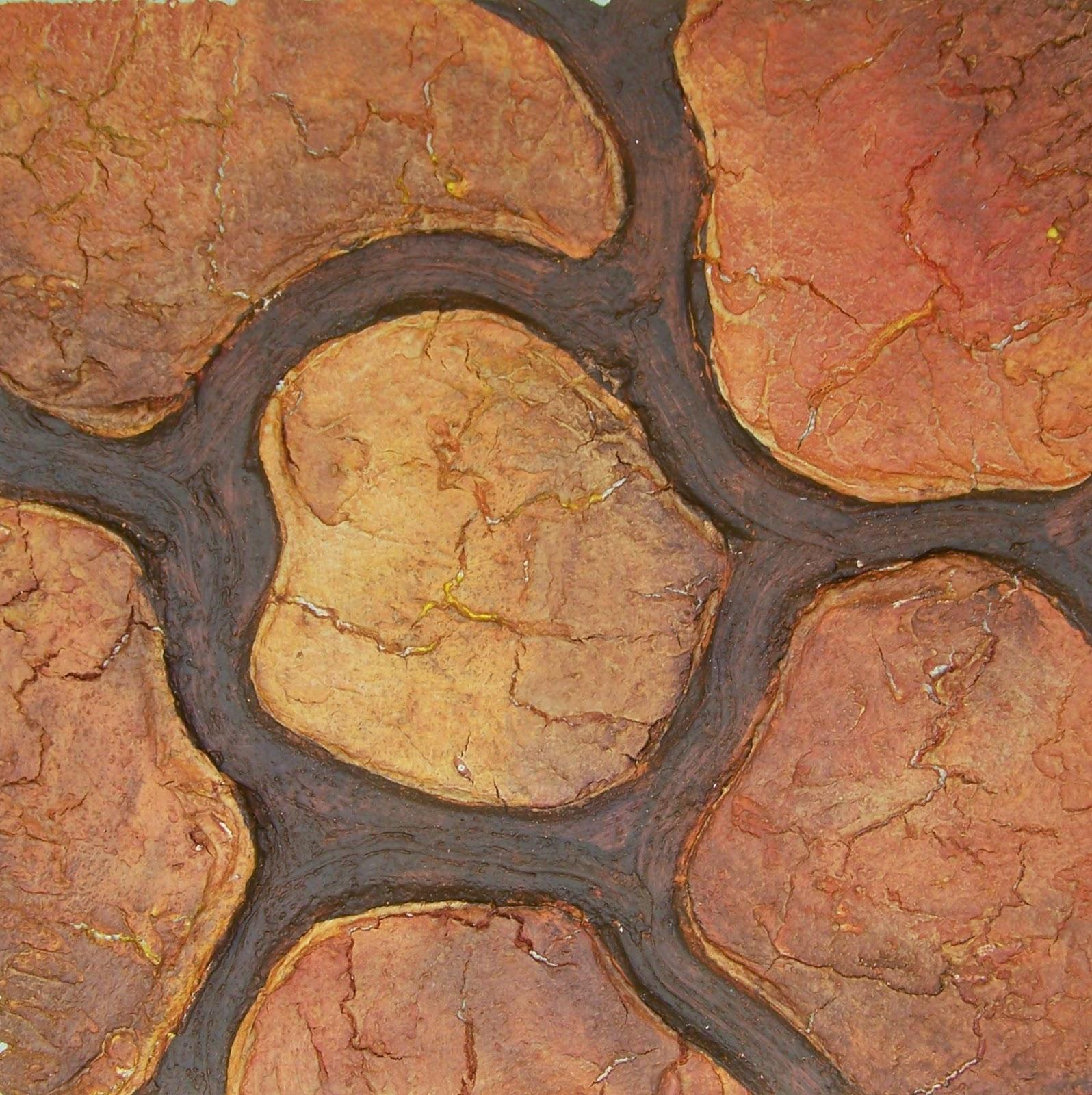 Casarelli ambientes hechos arte texturas for Lavabos imitacion piedra