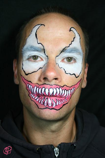 Diy Face Painting Tutorial