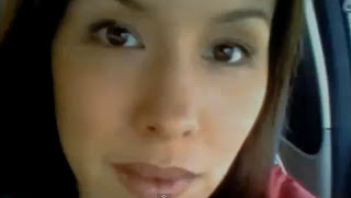 Jodi Arias is seen with brown hair on a photo from June 3, 2008