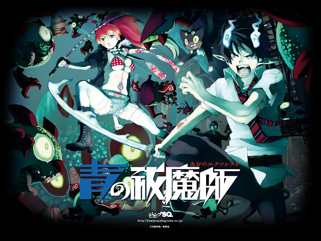 Ao No Exorcist Wallpaper 0020