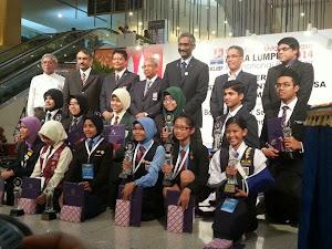 Anugerah Nilam Kebangsaan 2014