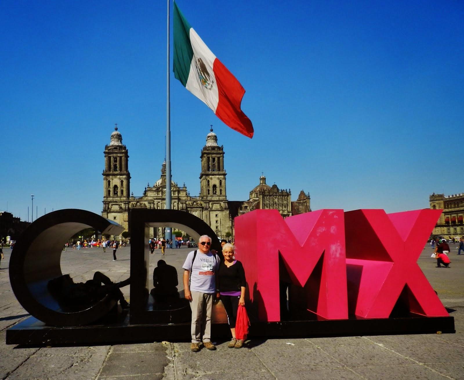 México Verano 2015 (invierno allá)