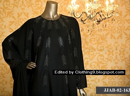 J.Junaid Jamshed Abaya Designs