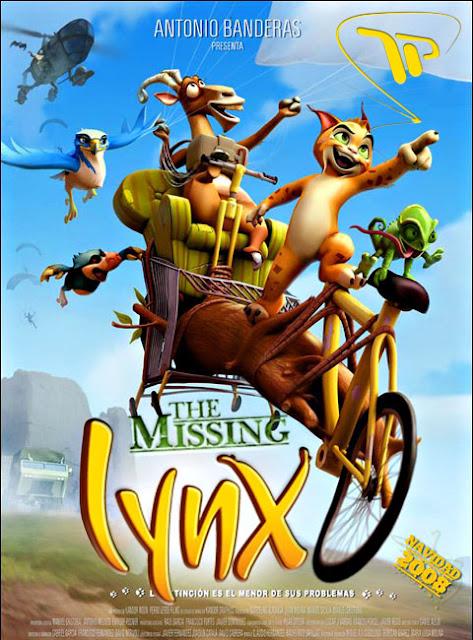 The Missing Lynx อุตลุดแก๊งสัตว์สุดป่วน [DVD Master]
