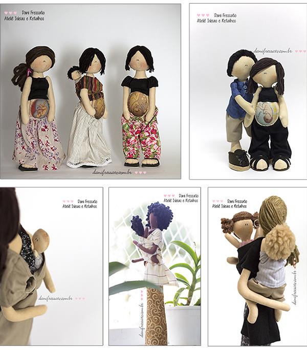 Bonecas, Maternagem Consciente