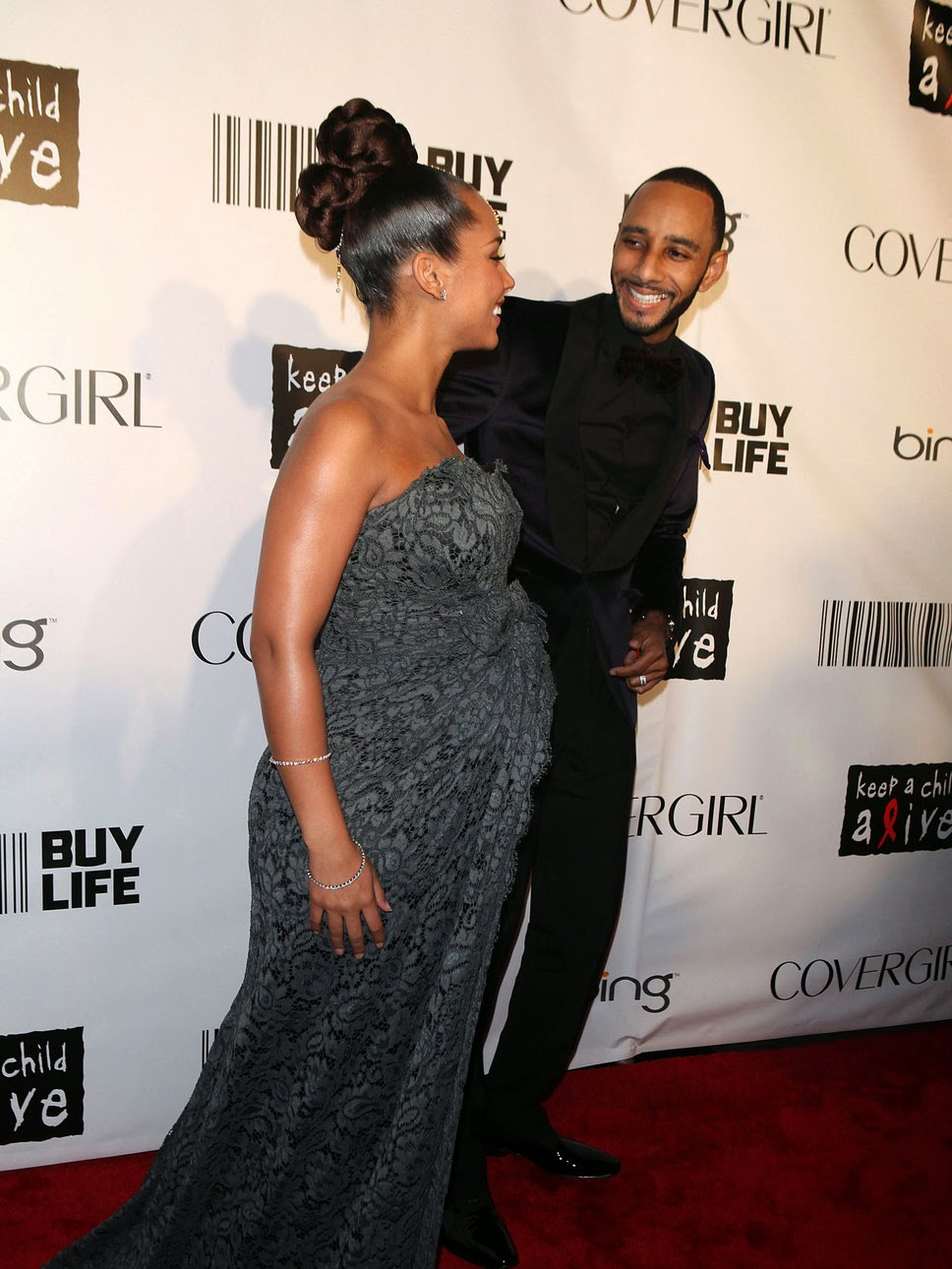 Alicia Keys is pregnant and preparing for the wedding 05/29/2010 5