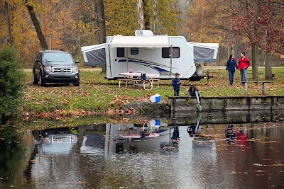 Top RV Parks for fishing enthusiasts from the Good Sam RV Travel Guide