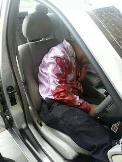 Jenayah kelantan, guru ditembak, tembakan di bachok, PK Hem Di tembak