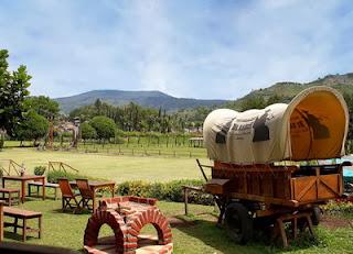 Tempat Wisata Lembang De Ranch