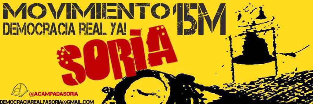 Movimiento 15M Soria