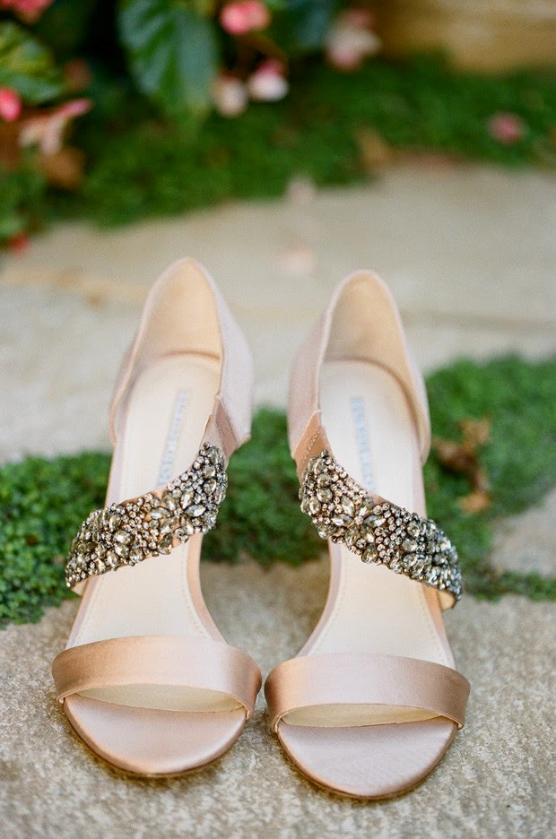 Fave 3 Blush Pink Wedding Shoes 2015 | Prom gowns and wedding bridal