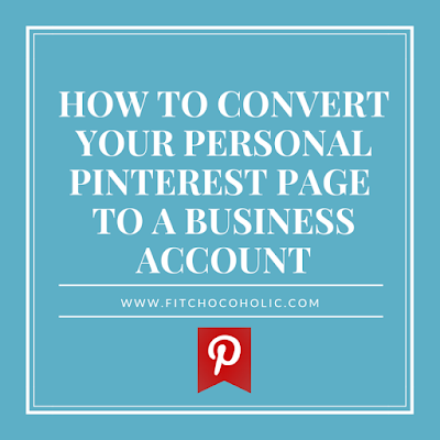 How to Convert Your Pinterest Page to a Business Account