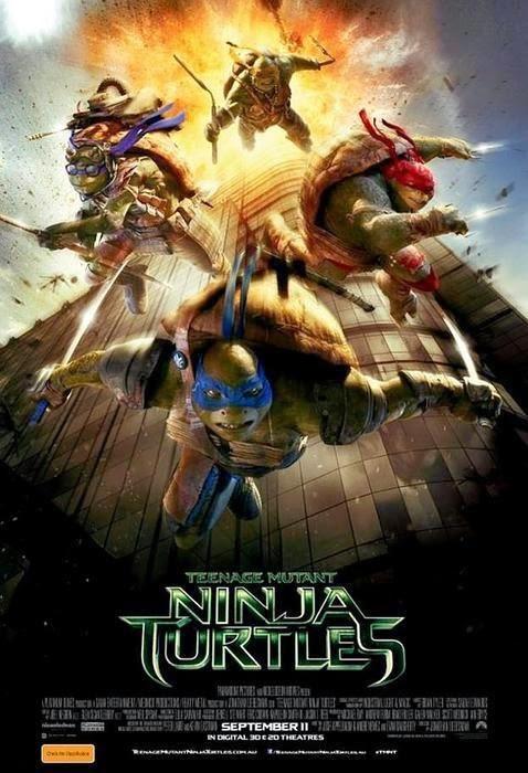 ¡Cartelicos!: Las Tortugas Ninja