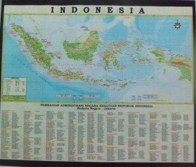 peta indonesia lengkap melayani pesanan peta indonesia lengkap peta