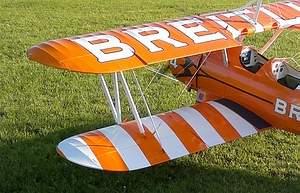 ailerons on top and bottom wing