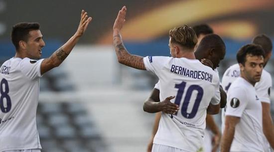 Belenenses 0 x 4 Fiorentina - Europa League 2015/16