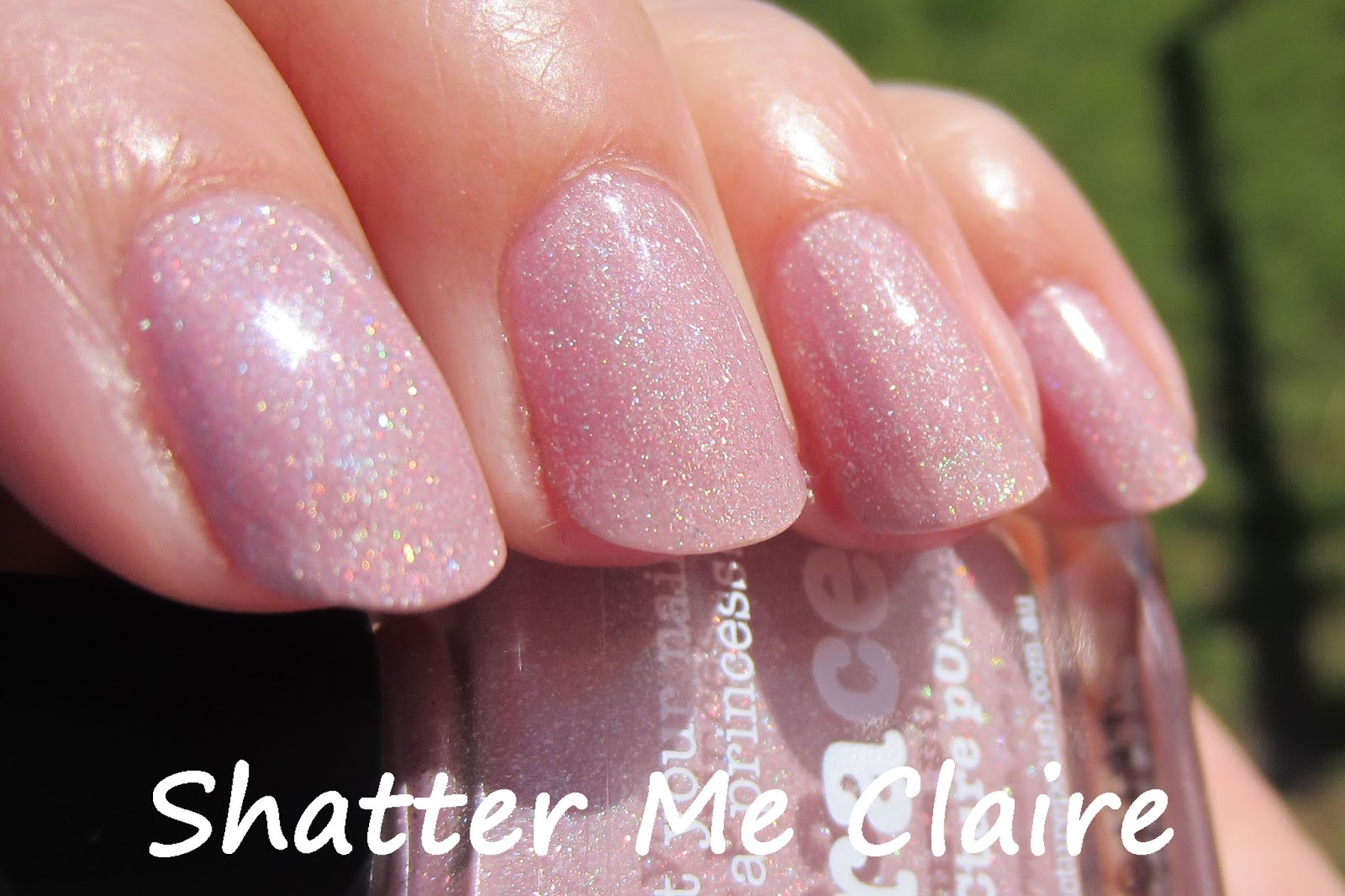 Shatter me Claire