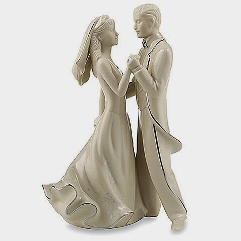 Doeblerghini Bunch:  Traditional Dancing Cake Topper