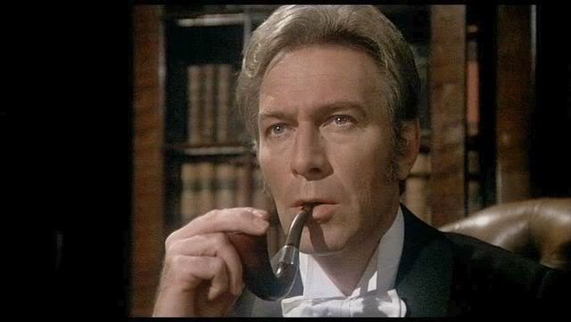 Sherlock Holmes And The Limits Of Deduction Christopher Plummer