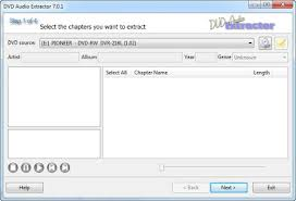 DVD Audio Extractor 7.0.1 Full Patch