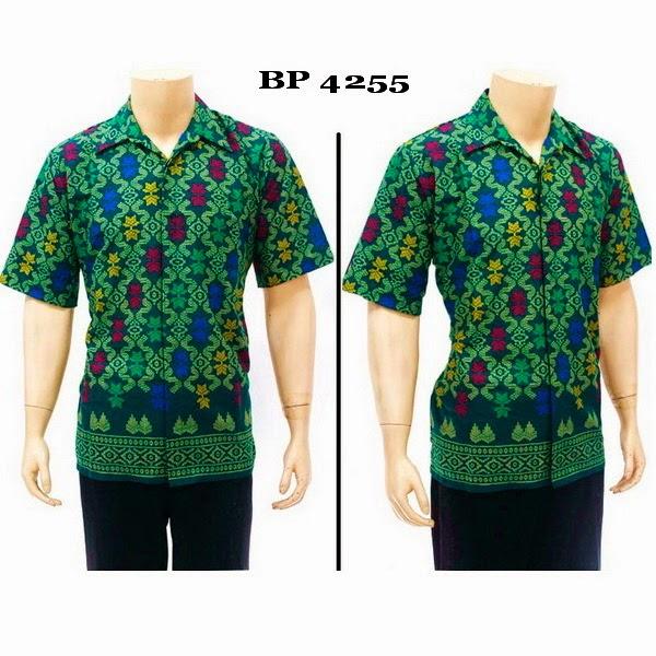 Baju Hem Batik Pria BP4255