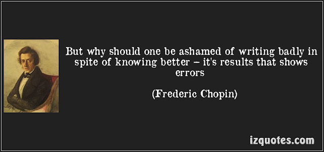 chopin quotes spite