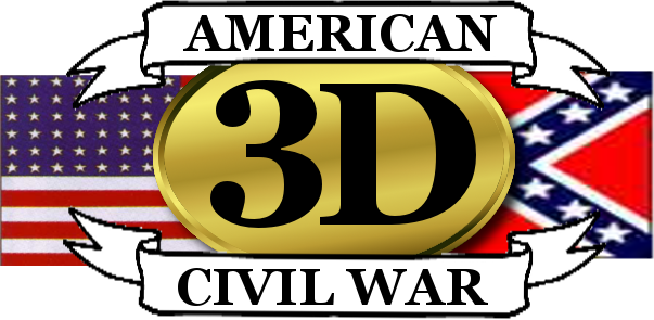 3D American Civil War on Google Earth
