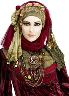 Model gaya busana muslim turki elegan terbaru